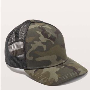 NWT Camo Commission Hat